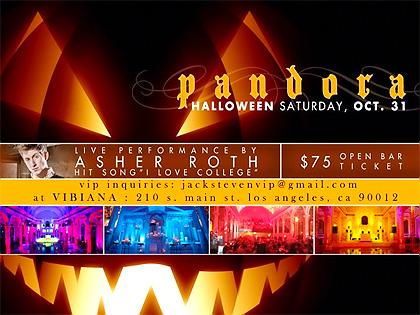 LA-The Pandora Halloween