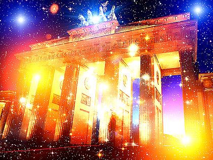 Berlin Gate Graphic by »-(¯`·.·´¯)-»Idea2Dezign™«-(¯`·.·´¯)-«