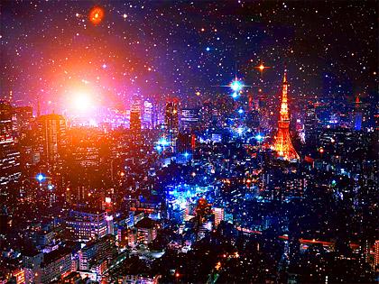Paris La Ville Lumiere Graphix by  »-(¯`·.·´¯)-»Idea2Dezign™«-(¯`·.·´¯)-«