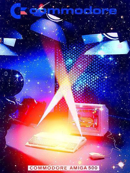 Commodore Amiga Greek Holography iDEA Graphix by  »-(¯`·.·´¯)-»Idea2Dezign™«-(¯`·.·´¯)-«