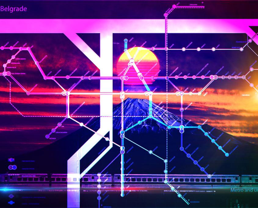 belgradelightmetrourbanrailnetwork