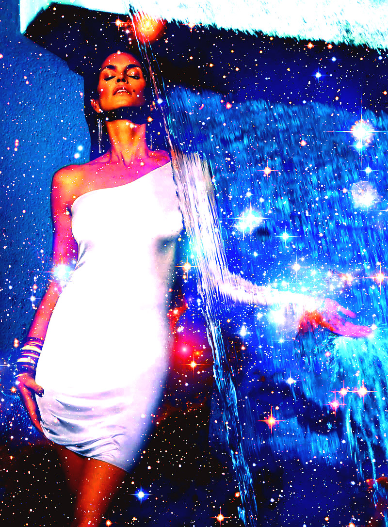 Cindy Crawford .:. Cosmic Water of Life | idea2design ...