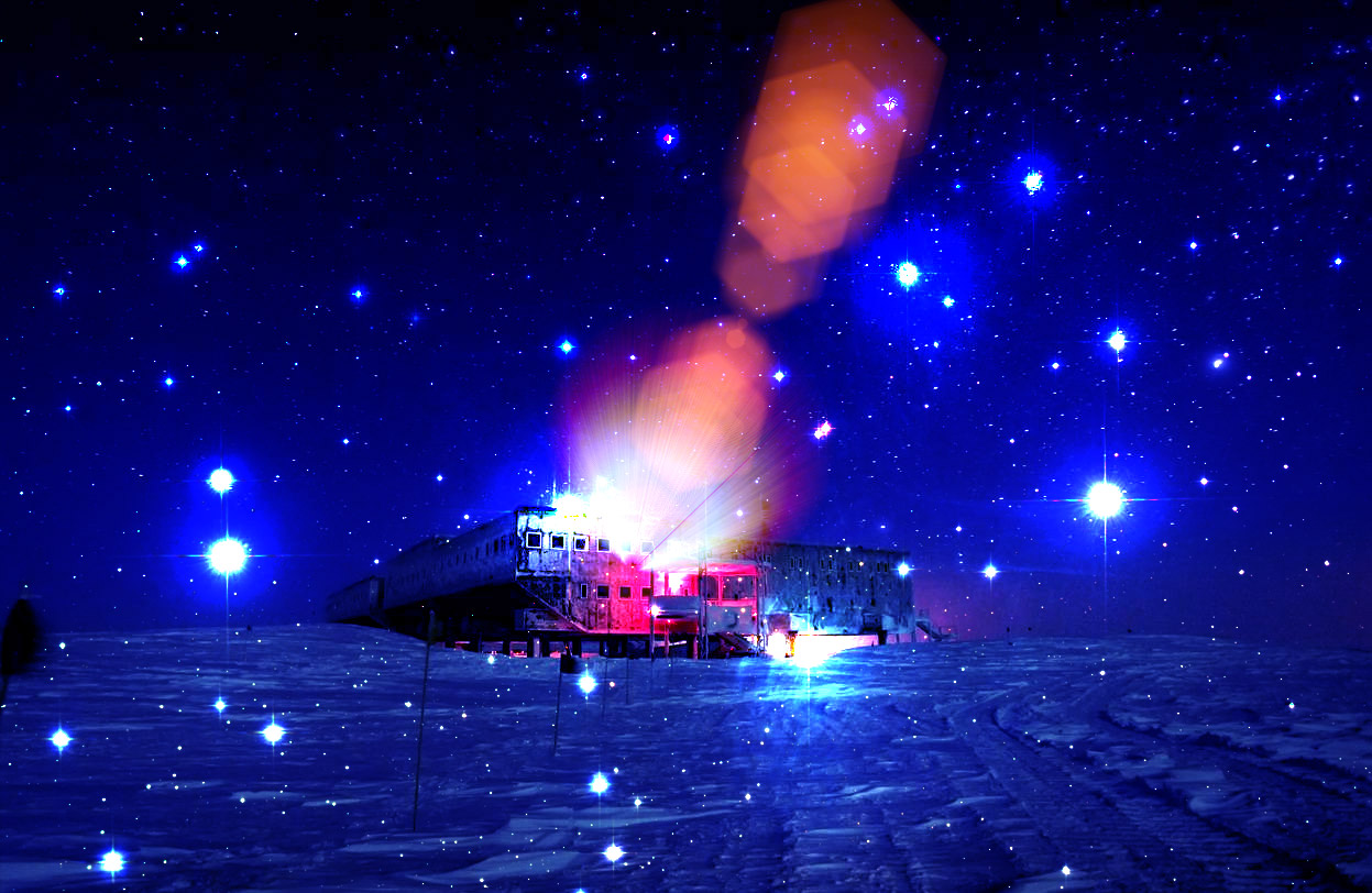 Idea2Dezign™ :: Creative Digital Design Space | IceCube ... Icecube Neutrino Observatory