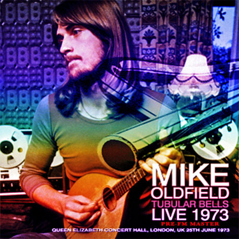 3fb48bd73d59 Mike Oldfield . . Tubular Bells Live   BBC (1973)